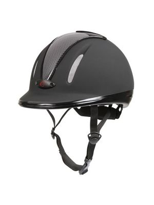 Ruiterhelm Carbonic- mt. Junior (50-54 cm)